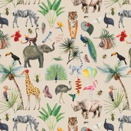 Inpakpapier 'Jungle'