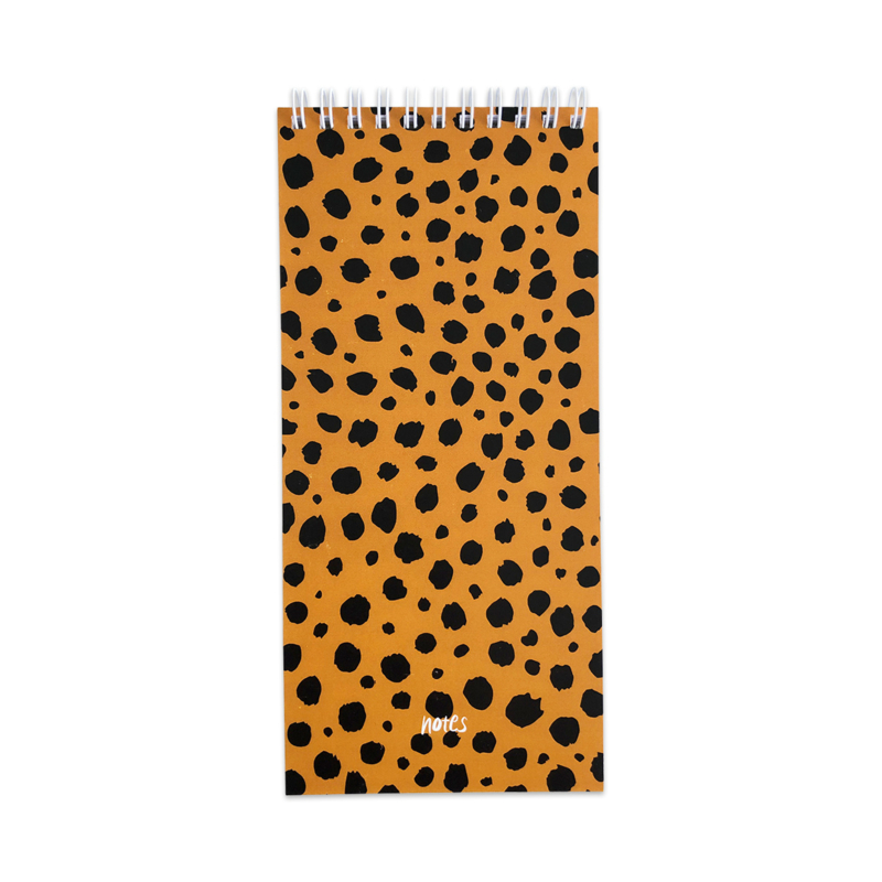 Notitieblok  'Cheetah'
