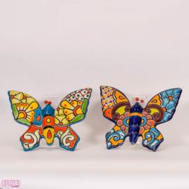 Decoratie vlinder maat M