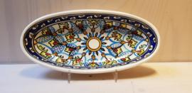 Tunesisch ovale schaal