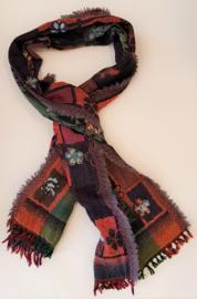 Sjaal van wol