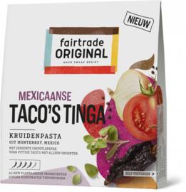 Kruidenpasta Mexicaanse Taco's Tinga