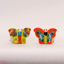 Decoratie vlinder maat S