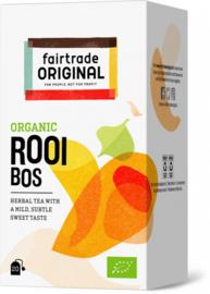 Biologische rooibos thee