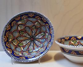 Tunesisch Salade schaal