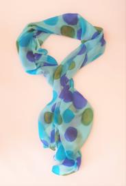 Sjaal van zijde
