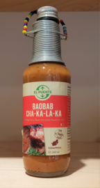 Baobab Chakalaka Saus