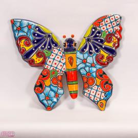 Decoratie Vlinder maat L