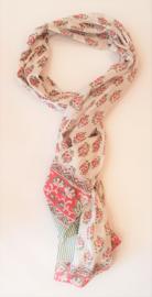 Sjaal van katoen