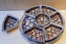 Tunesische tapas set