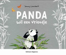 Boek - Panda wil een vriendje