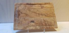 Olijfhouten plankje