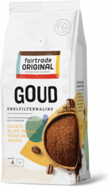 Goud snelfiltermaling 250 gr