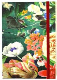 Notitieboekje Flowery