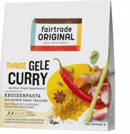 Kruidenpasta Thaise gele curry
