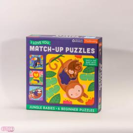 Puzzel voor de kleintjes