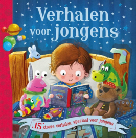 Boek - Verhalen voor jongens