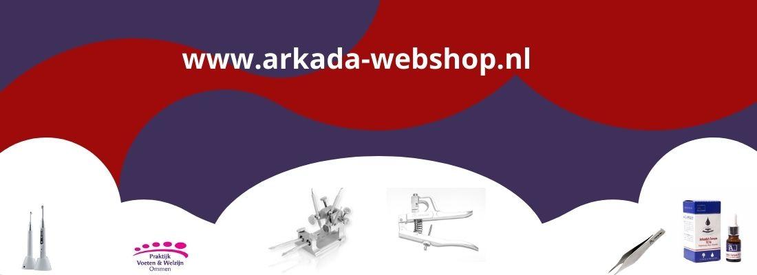 arkada webshop
