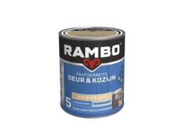 Rambo Deur & Kozijn Transparant Hg