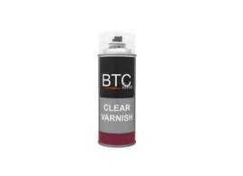 BTC line clear varnish