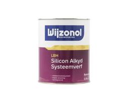 Wijzonol LBH Silicon Alkyd Systeemverf Halfglans