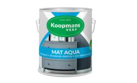 Koopmans Aqua mat