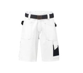 Workman Bermuda Short White