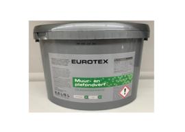 EUROTEX latex muur en plafondverf