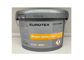 EUROTEX Super-latex mat