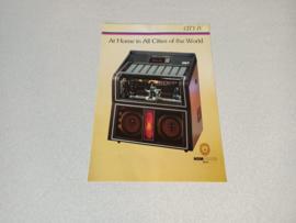 Flyer (NSM City-IV) 1981 jukebox