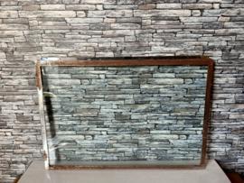 Frame + Glass (Front panel) jupiter 104S