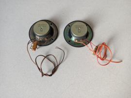 2x High Tone Speakers (Wurlitzer Tarot 4E)