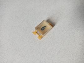 """Key Switch Button """"6"""" (AMi K200)"""