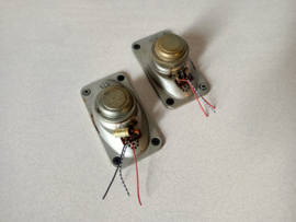 2x High Tone Speaker  (NSM 120 Consul)