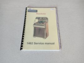 Service Manual (Rock-Ola 1462)