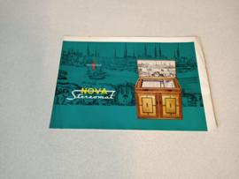 Flyer / Nova Stereomat (Rock-ola Dekenkist) 1967