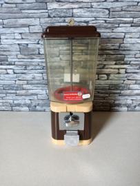 Kauwgomballen Automaat (Sixties!!!)