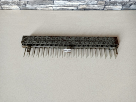 Key Switch Panel (Rock-ola 1422)
