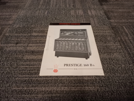 Technic Manual (Prestige 160B) 1972