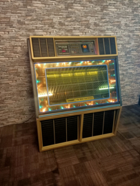 Rowe-AMi R-86 Blue Magic (1982) jukebox (Spelend!!) SOLD !!!