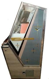 Zijruit Stickers (Set) Excl glas (Seeburg Channel 222)