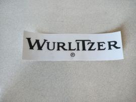 Sticker Wurlitzer (Black)