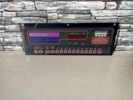 Key Switch Panel (Rock-ola Laser Disc 2000)