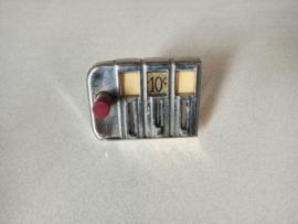 Coin Panel (L.H) Wurlitzer 1015