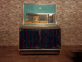 Seeburg LS1 (1968) jukebox (Ongerestaureerd) USA