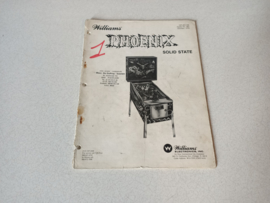 Solid State Manual (Phoenix) Williams 1978