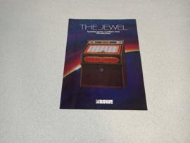 Flyer (Rowe-AMi Rl-3 The Jewel) 1980 jukebox