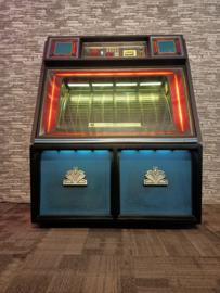 Rowe-AMi R-88 Blue Magic (1984) jukebox (Spelend!!)