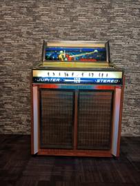 Jupiter Concorde 120 Stereo 1966 Jukebox (120 Selecties) SOLD !!!