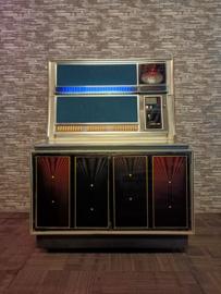 Seeburg LS2 (1969) jukebox (Ongerestaureerd) USA (SOLD !!!)